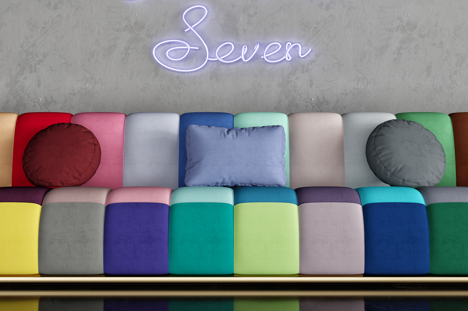 Seven-Frontal